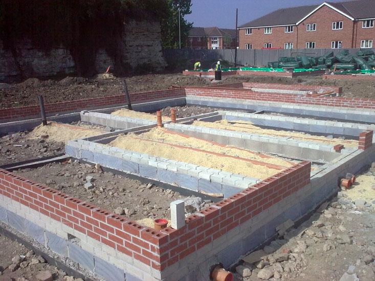 Substructures Bora Construction Ltd